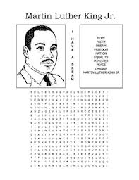 ... about the civil rights movement civil rights movement word search